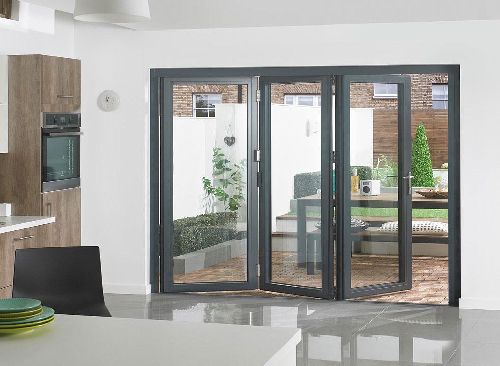Bi-fold doors in Manchester 2