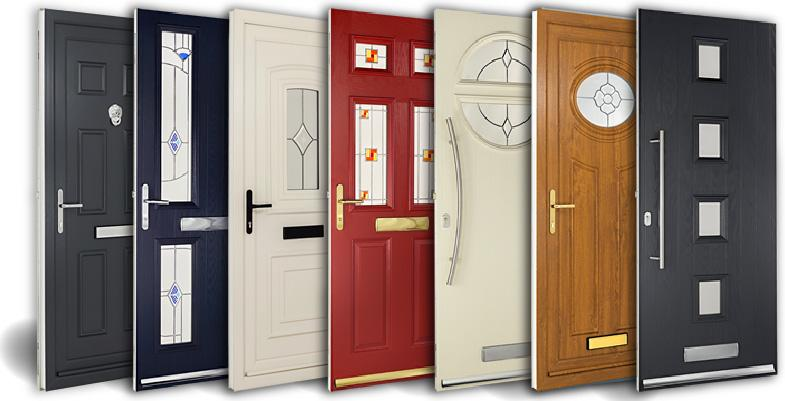 Range of Doors Newlook Manchester