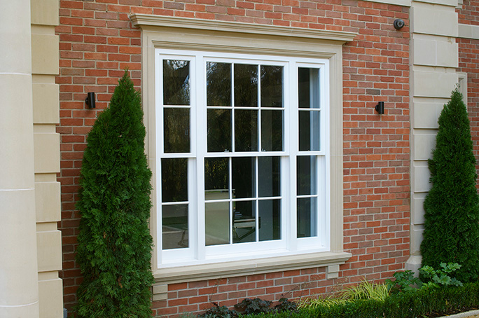 UPVC Sash Windows 1